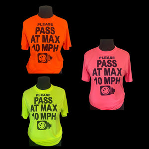 Hi viz cuffs for arm signals