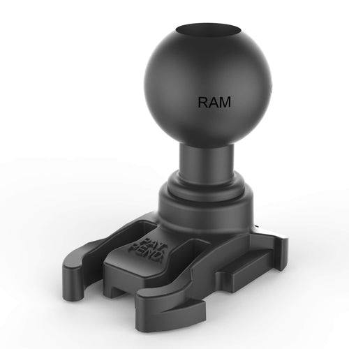 1-inch B Size RAM Ball Adapter for GoPro