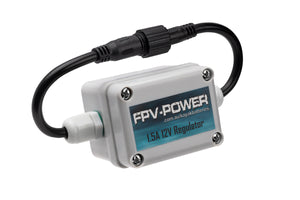 FPV-POWER 12V Regulator 1.5A RTL-1.5AREG