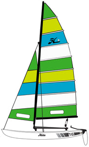 Hobie 16 Sailboat