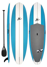 Load image into Gallery viewer, Hobie Heritage SUP Deck And Bottom With Paddle