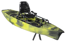 Load image into Gallery viewer, Hobie Mirage Pro Angler 12 MirageDrive360 3 Quarters Amazon Green Camo