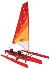 Load image into Gallery viewer, Hobie Mirage Tandem Island 3 Quarters Hibiscus Red Kayak/Sailboat