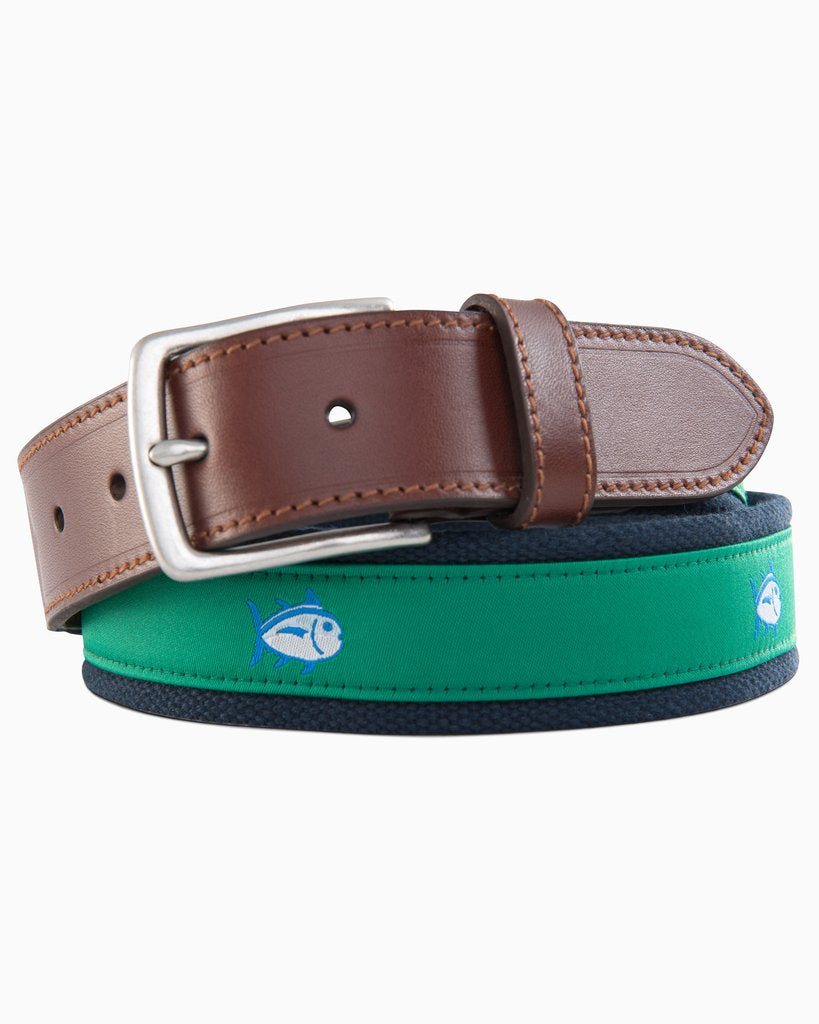 SOUTHERN TIDE SKIPJACK RIBBON BELT