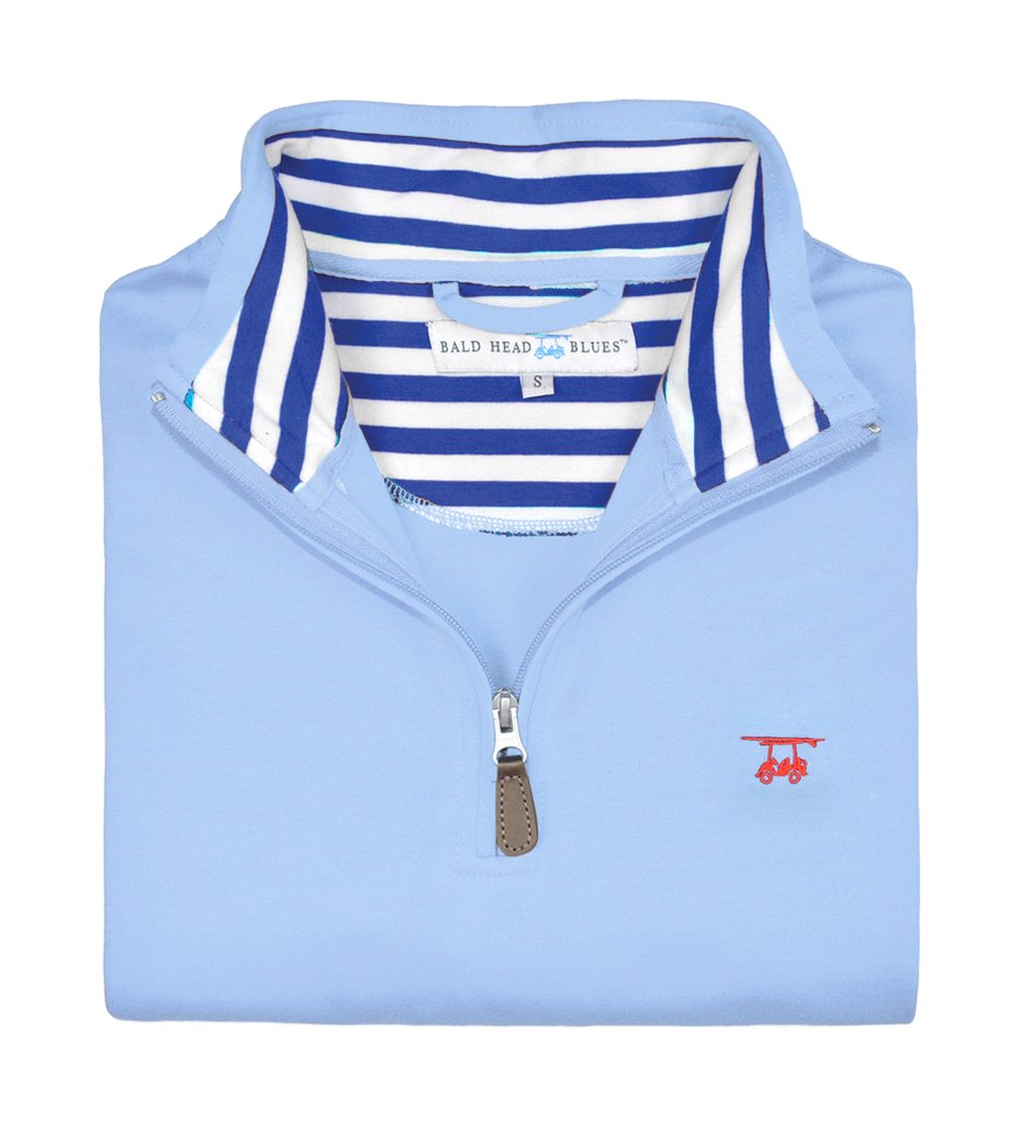 Bald Head Blues 19th Hole Quarter Zip Pullover