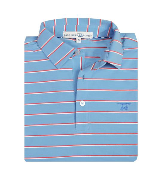 Bald Head Blues Ace Polo