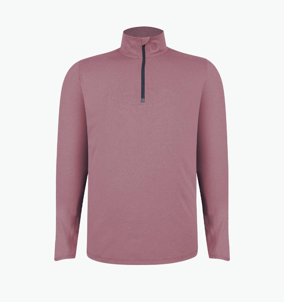 SWANNIES GUNTRUM 1/4 ZIP PULLOVER