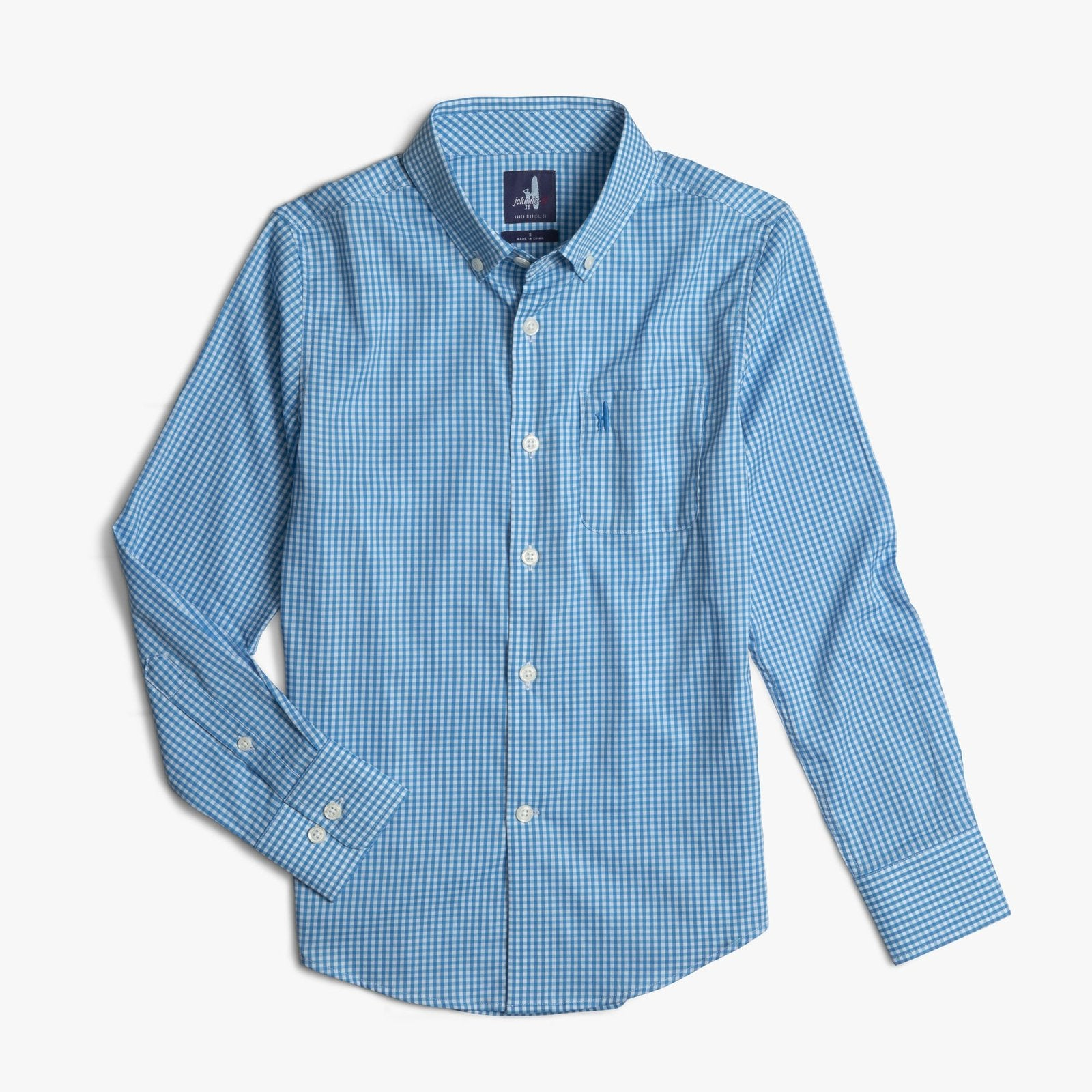 Johnnie-O Augusta Jr. Prep-FORMANCE Button Down