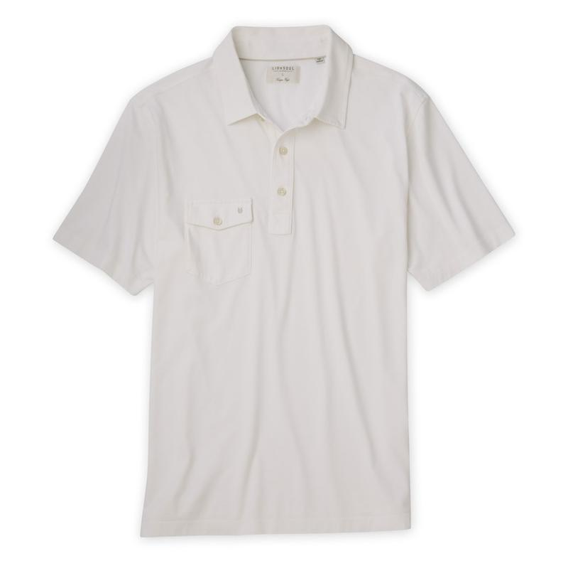 Linksoul Coast Highway Classic Knit Polo