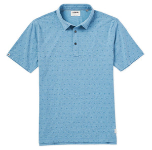 LINKSOUL DRY-TECH STRETCH COTTON BLEND POLO