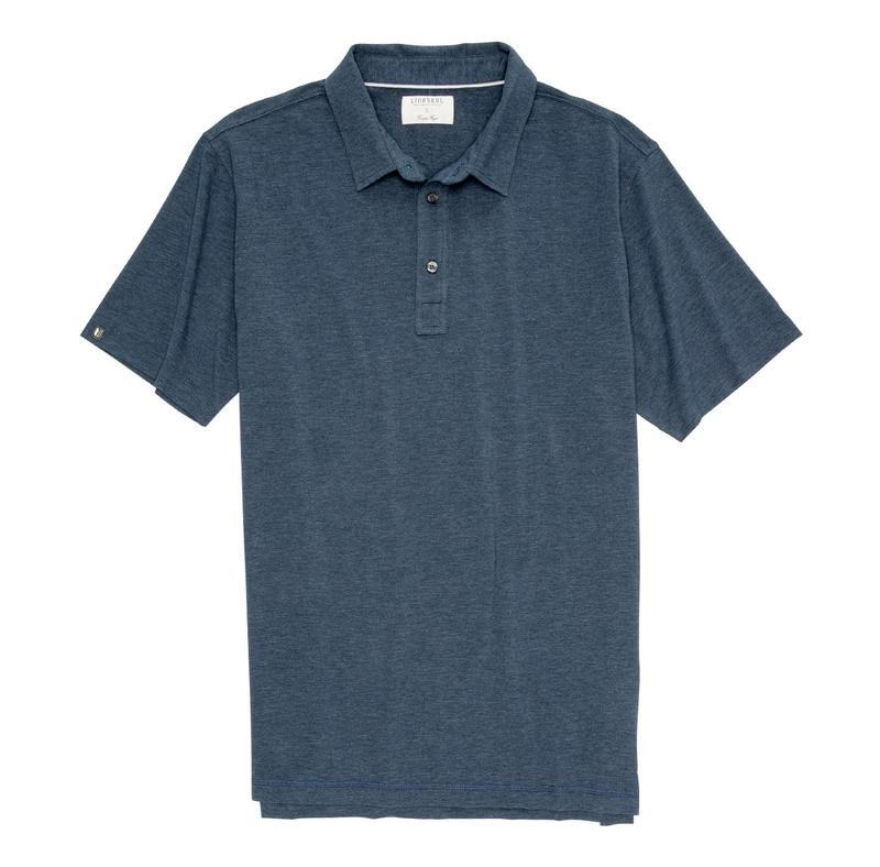 Linksoul Anza DryTech Short Sleeve Knit Shirt