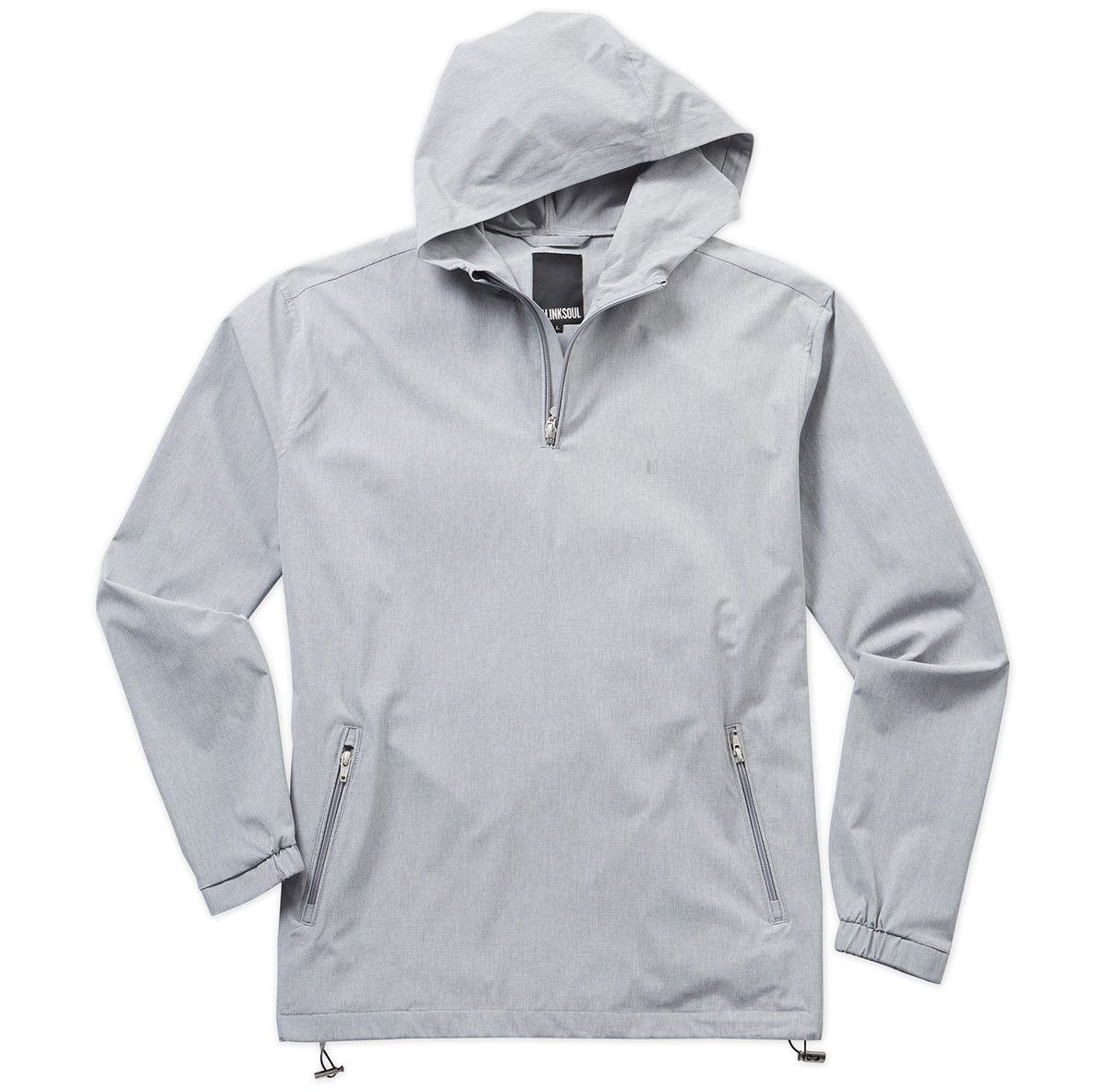 LINKSOUL BOARDWALKER AC HOODED WINDBREAKER
