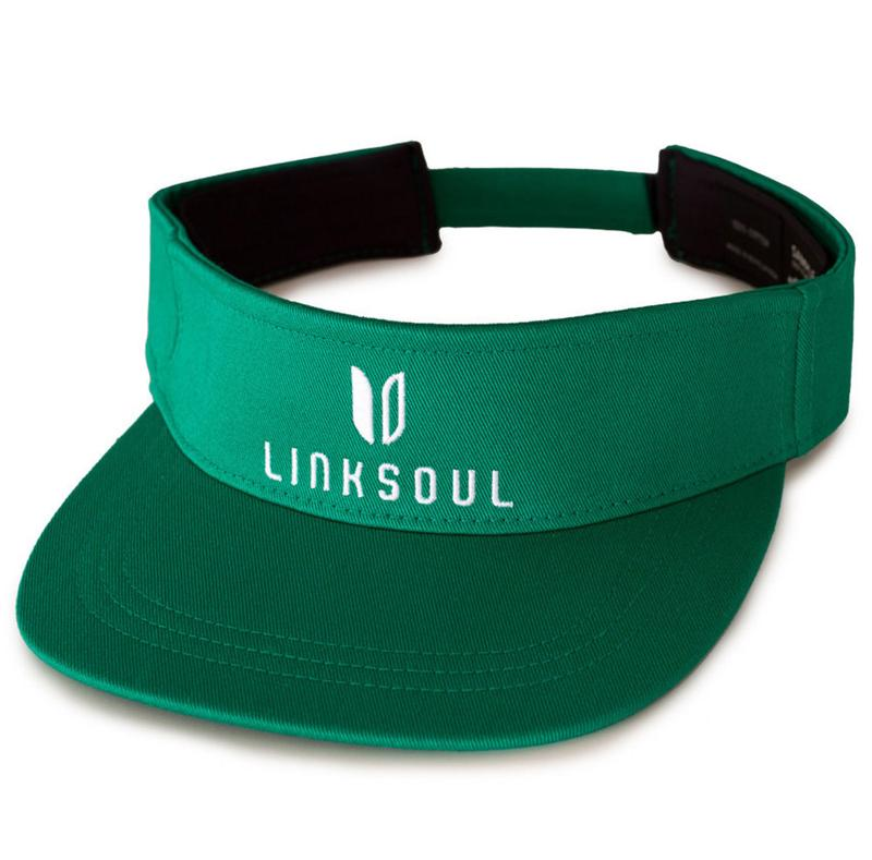 Linksoul Soft Twill Visor