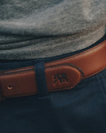 THE NORMAL BRAND CLASSIC STITCHED BELT