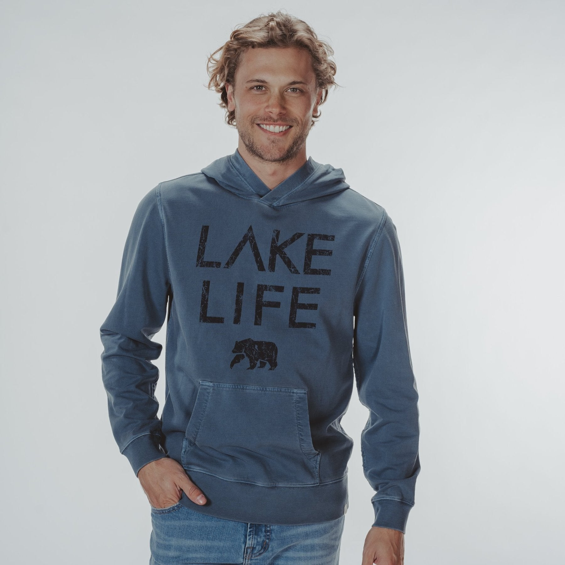 THE NORMAL BRAND LAKE LIFE HOODIE