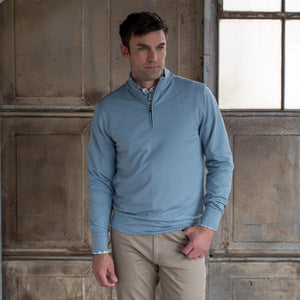 OXFORD DYER 1/4 ZIP PULLOVER