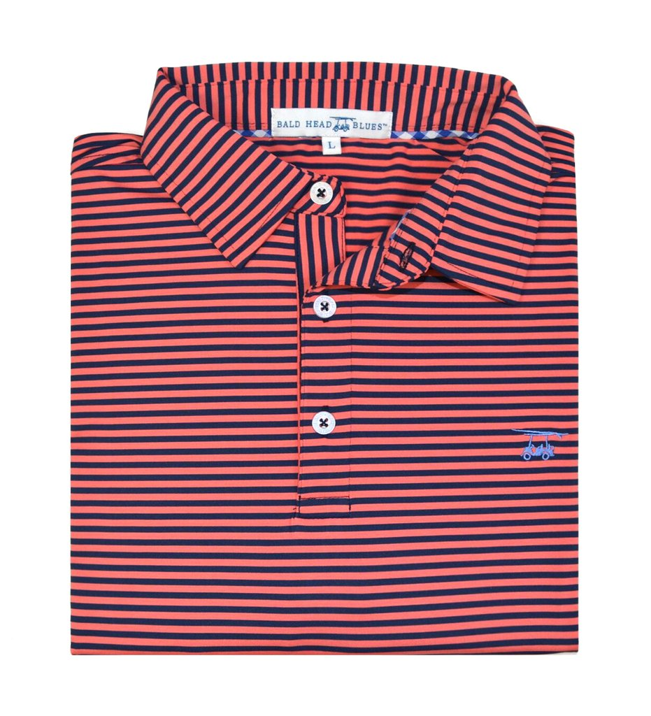 Bald Head Blues Albatross Polo