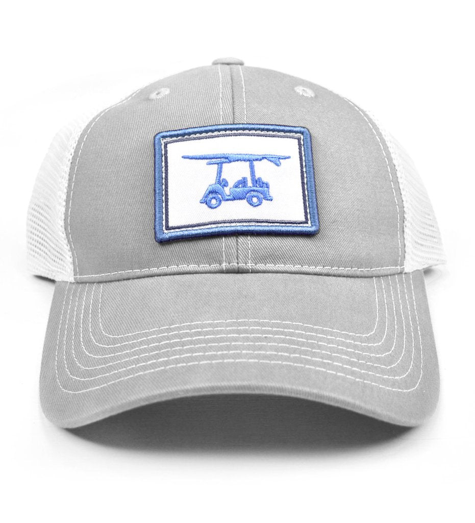 Bald Head Blues Trucker Hat