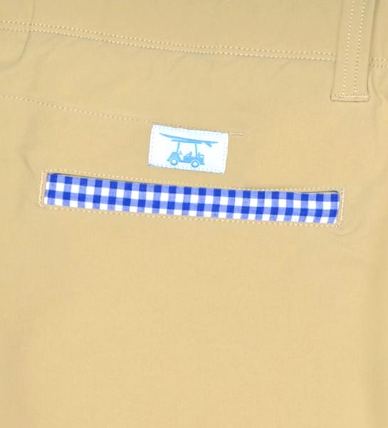 Bald Head Blues Performance Golf Pants