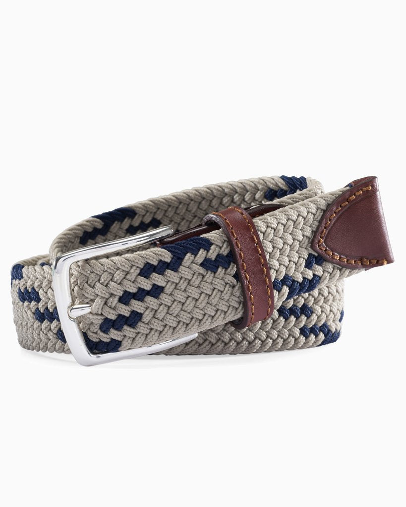 SOUTHERN TIDE BRAIDED WEB BELT