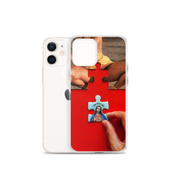 Sin With Me iPhone Case