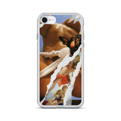 Rips and Tears iPhone Case