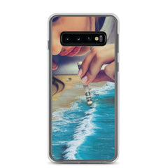 It Comes In Waves Samsung Case