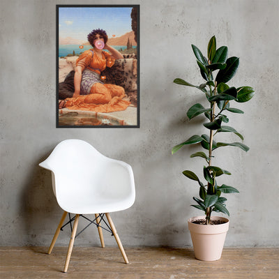 Clout Unsigned Framed Print