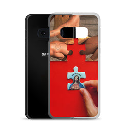 Sin With Me Samsung Case