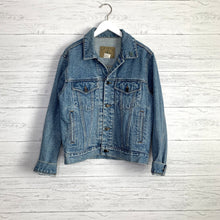 Load image into Gallery viewer, Turquoise Denim Jacket