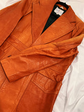 Load image into Gallery viewer, Amber Leather Jacket
