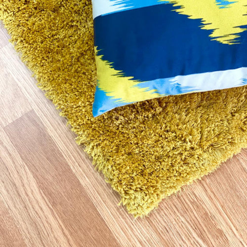 Express Toasted Yellow Rug 3 x 5'