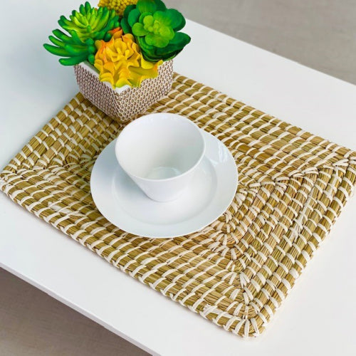 Anju Weave Wicker Place-mat