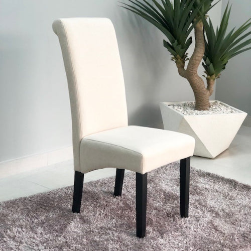 Caroline Ivory Classic Dining Chair