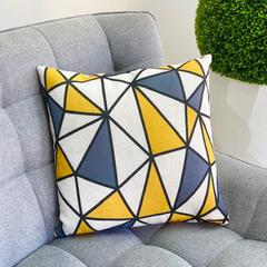 Yellow Blessed Pillow Set