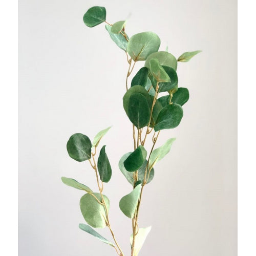 Synthetic Natural Eucalyptus Leafy Plant