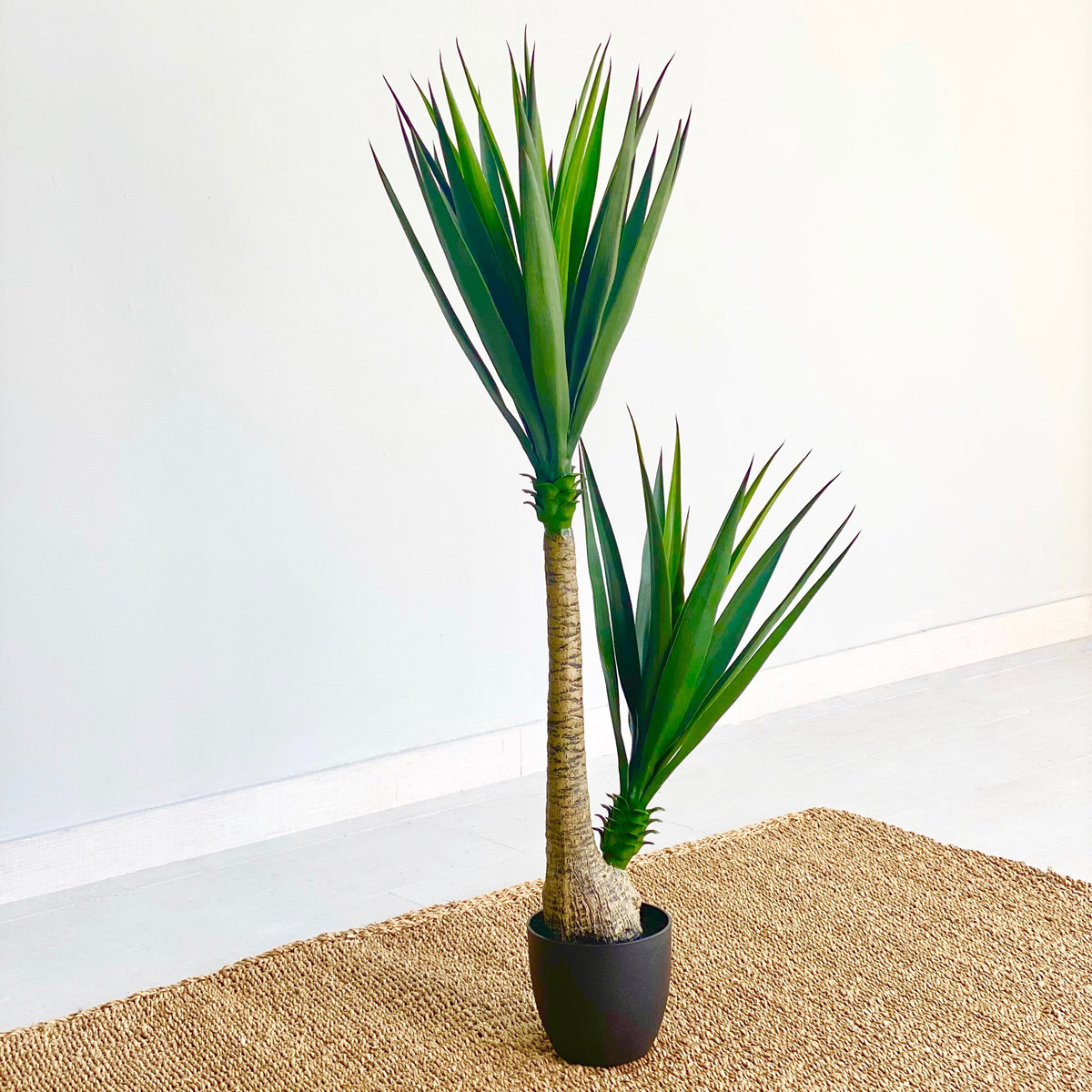 Sisal Faux Tree