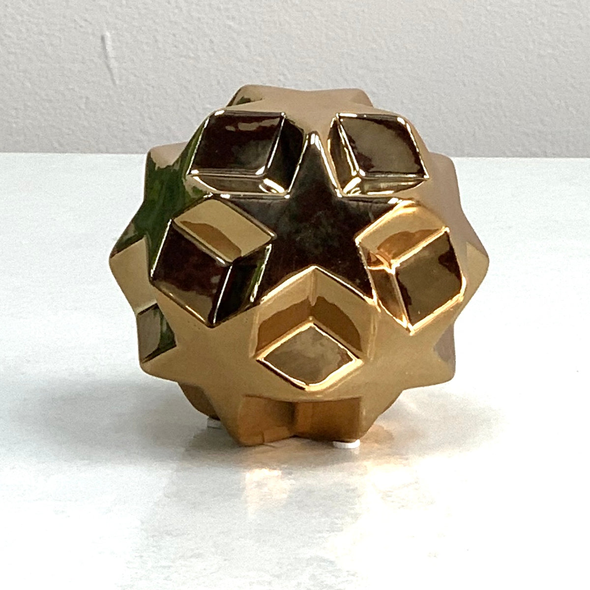 Copper Ceramic Star Ball