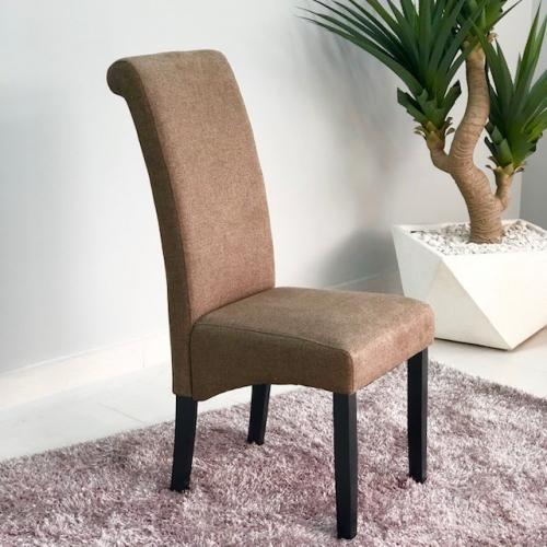 Caroline Brown Classic Dining Chair
