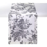 Bodrum French Garden Table Runner available in 4 colors