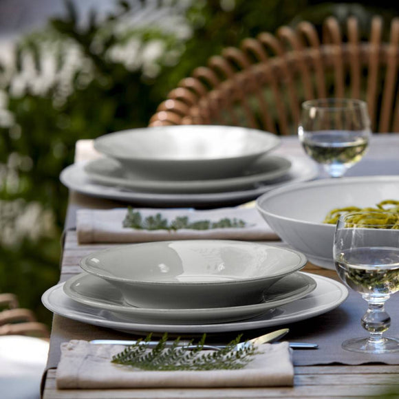 Costa Nova Friso Dinner Plate multiple colors available