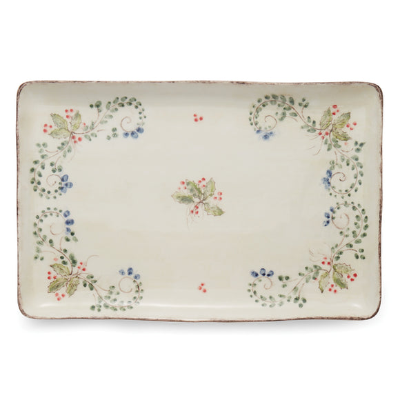 Arte Italica Medici Festivo Rectangle Platter