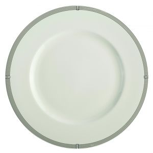 Prouna Regency Platinum Salad/Dessert Plate available in Gold and Platinum set/4