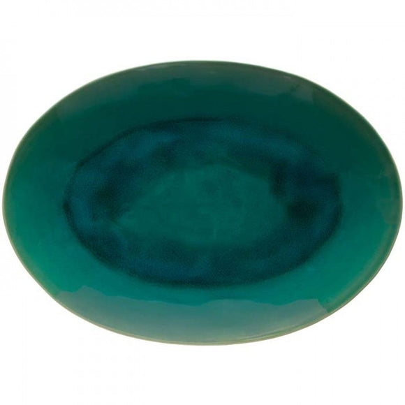Costa Nova Riviera Oval Platter available in 3 colors