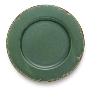 Arte Italica Scavo Charger Plate available in 4 colors