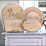 Big Wood Boards-customizable cutting boards