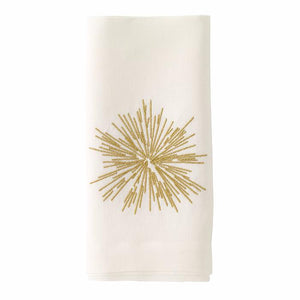 Starburst linen Napkins set/4 available in 2 colors