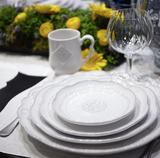 Skyros Villa Beleza Dinner Plate set/4 available in 2 colors