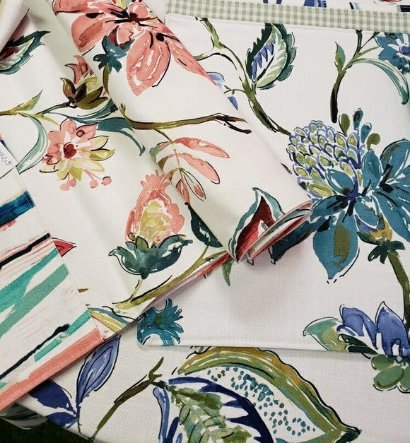 Custom Table Linens by Patricia Spratt for the Home