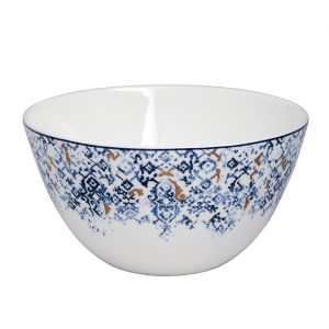 Prouna Cuenca Blue Cereal Bowl set/4